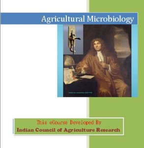 Agricultural Microbiology- ICAR eCourse PDF Book Free Download