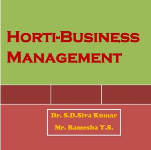 Cover of Horti-Business Management