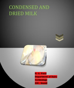 cover of Condensed-and-Dried-Products1